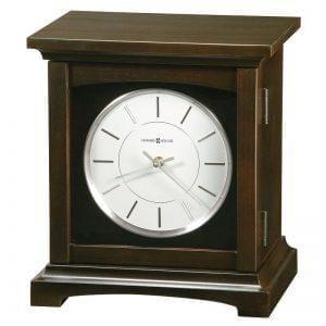 urne funéraire Horloge en bois d'érable de couleur café avec cadran fonctionnel