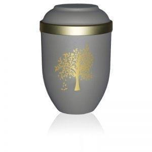 urne funéraire biodégradable L'arbre écologique